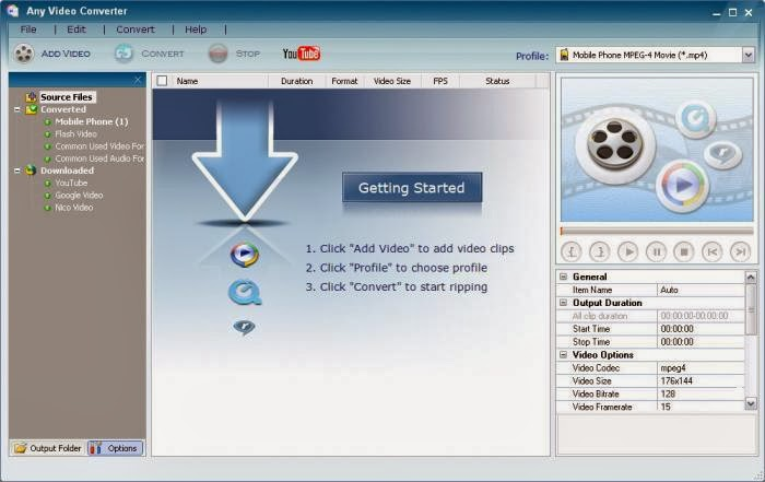 Any Video Converter Ultimate 5.5.6