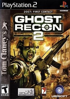 Torrent Super Compactado Tom Clancy's Ghost Recon 2 PS2