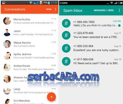 Cara Blokir SMS Operator