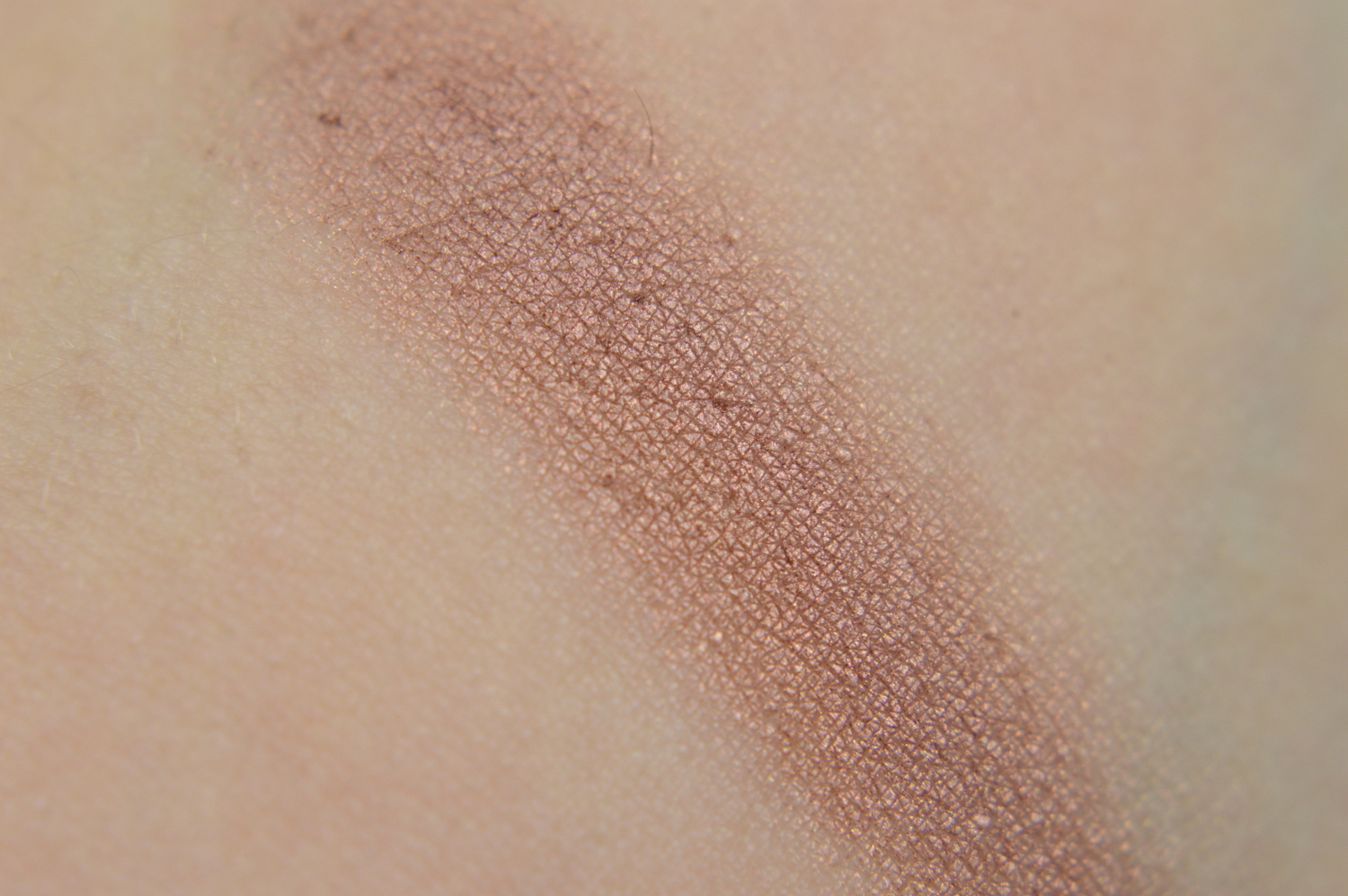 MAC Sable Swatch Detail