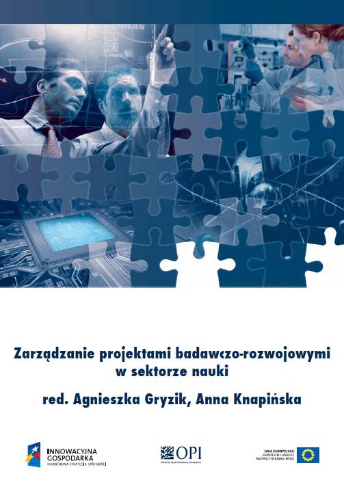 Zarządzanie projektami badawczo-rozwojowymi w sektorze nauki