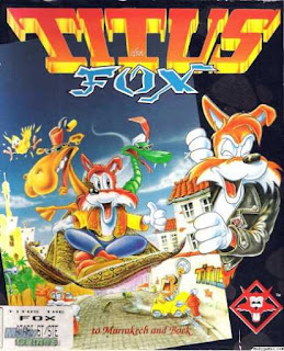 Titus the Fox Titus+the+Fox
