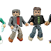 First Look At New 'Back To The Future' 30th Anniversary Minimates