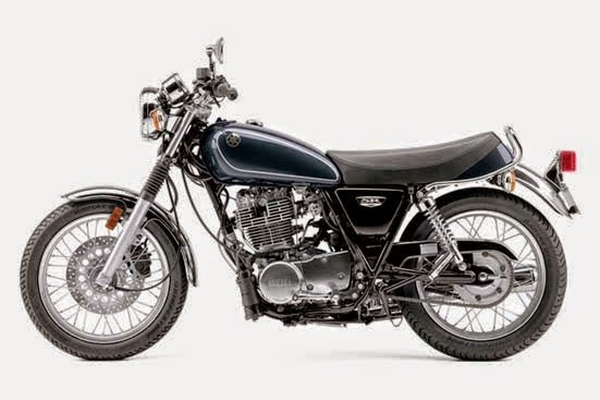 The New Yamaha SR400