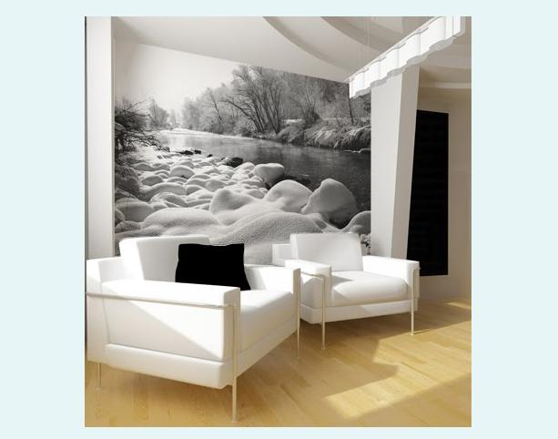 Photo wallpaper murals art for Designer mural wallpaper