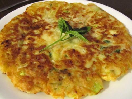 Double the Garlic: Double Take: Zucchini, Ham, Basil, and ...