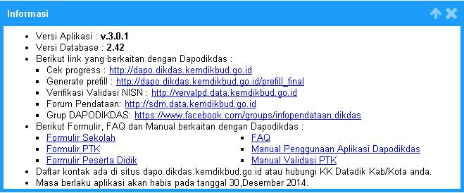 Download Patch Dapodik 3.0.1