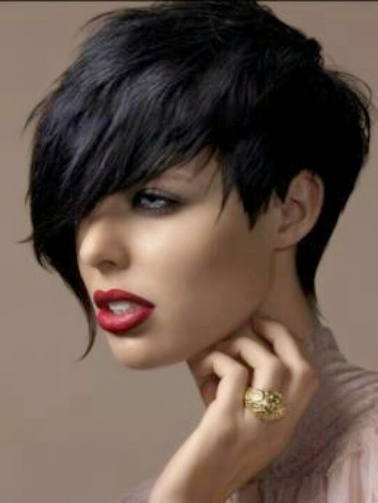 New Fashion Arrivals New Style Of Short Hair