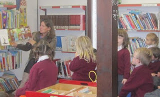 Storytelling at Kilrush Library