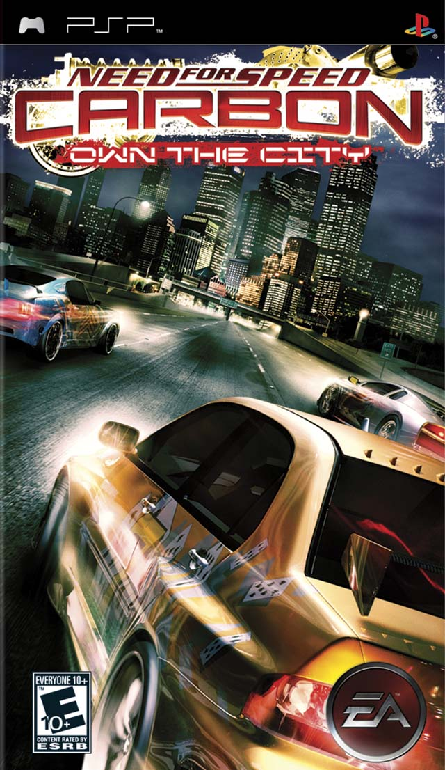 Descargar Need for Speed Carbon psp 1 link español mediafire.