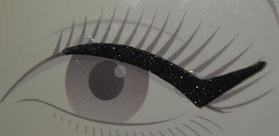 Naklejany eyeliner Eyeliner Patch Sephora