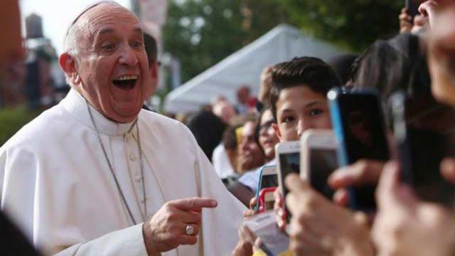 """El Papa jesuita legitima la falsedad de las noticias """"verdaderas"""""""
