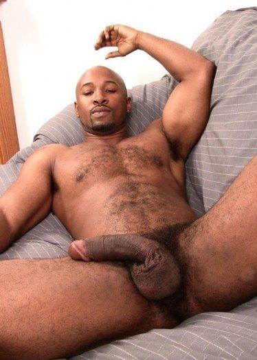 Black Hairy Hunks