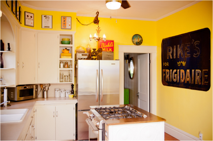 yellow kitchen ideas room design ideas