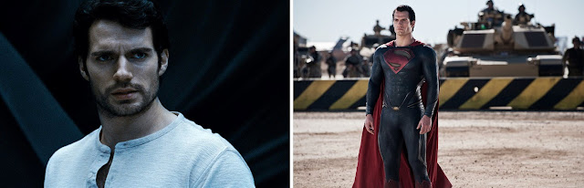 Henry Cavill as Clark Kent Kal-El Supes in Man of Steel (2013)