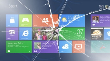 windows 8 problemi crash