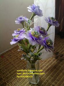 Bunga Kekwa Purple