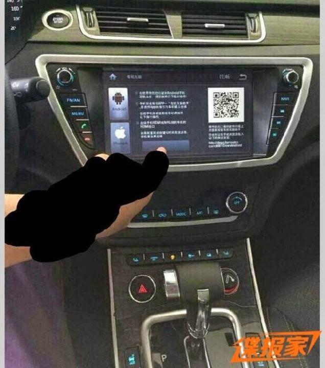 Copia Range Rover Evoque Landwind X7