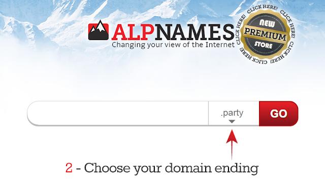 Cara Mendapatkan Domain Gratis