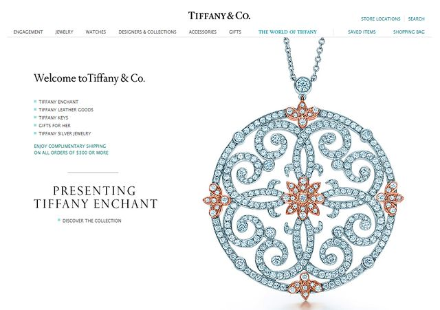 Tiffany & Co Jewelry