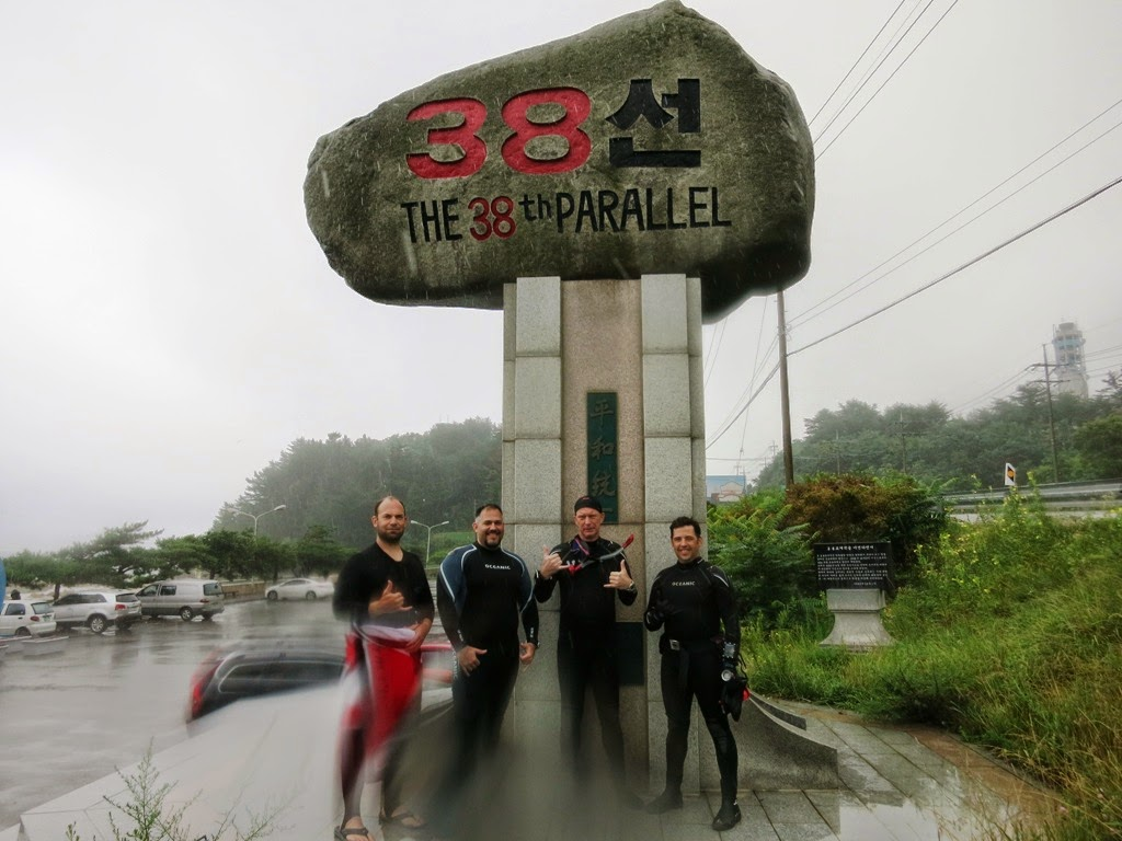 38th Parallel, group