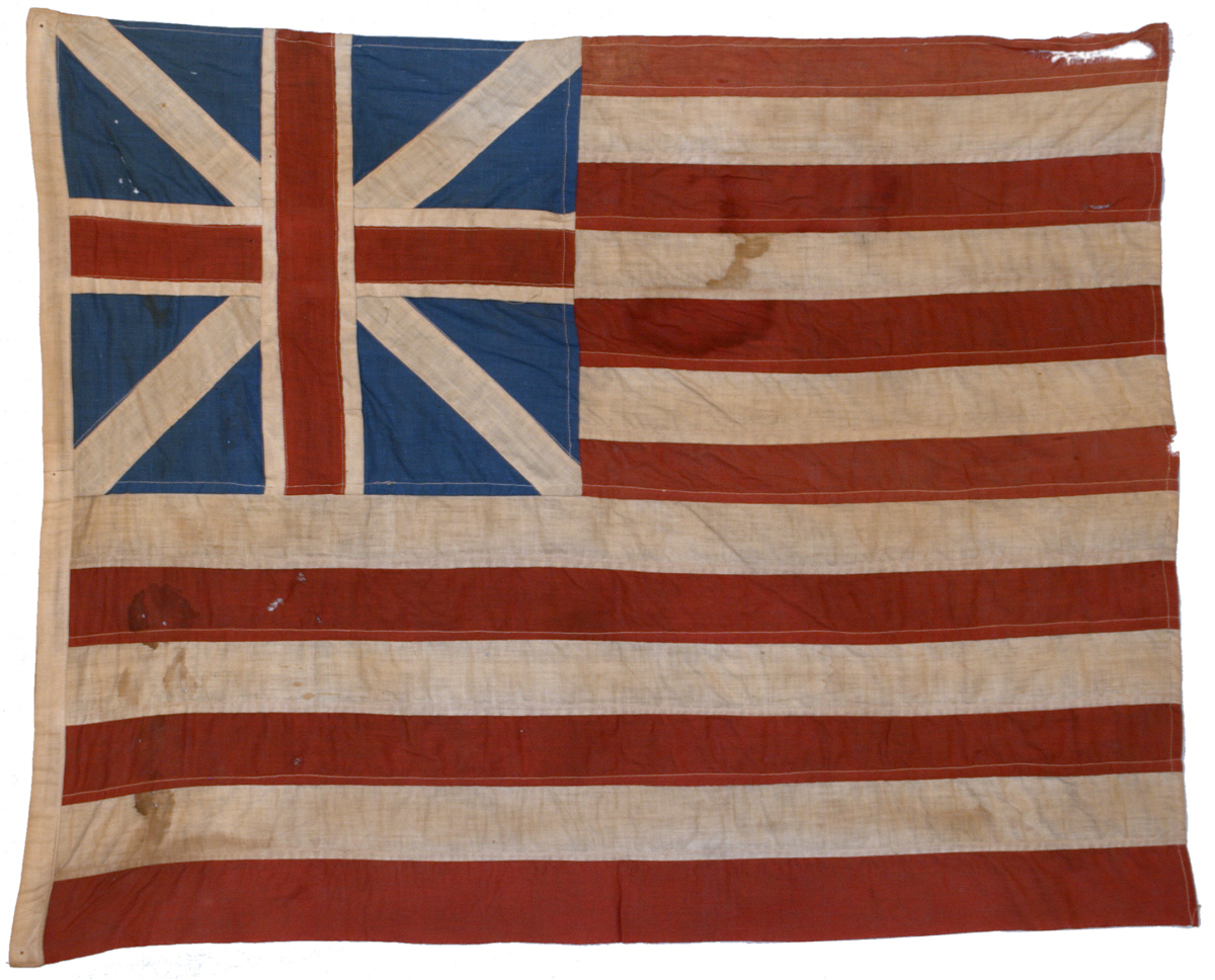 the domestic curator if you ever wondered the american flag