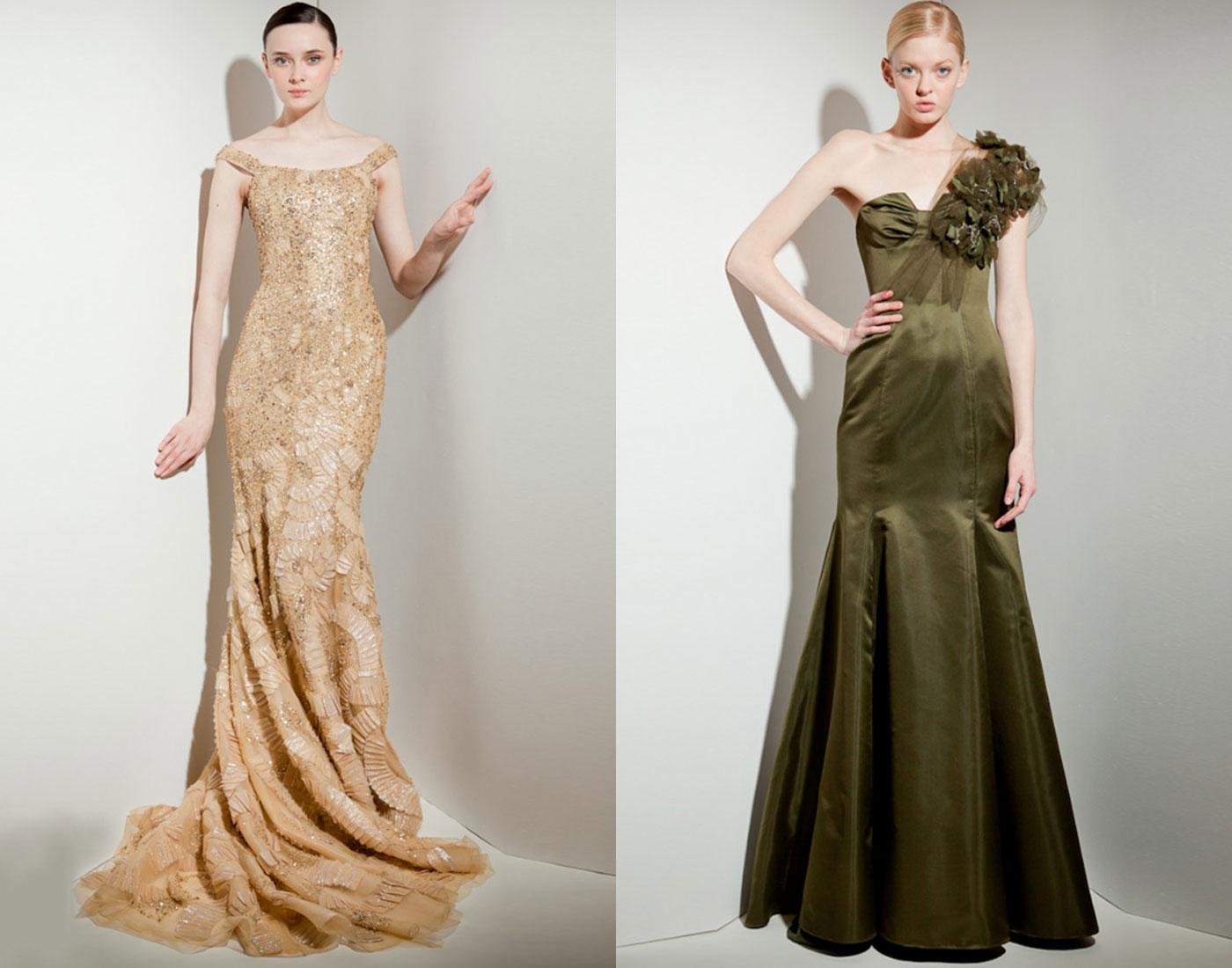 Brautkleider Mode Online: Vera Wang Abendkleider Mode