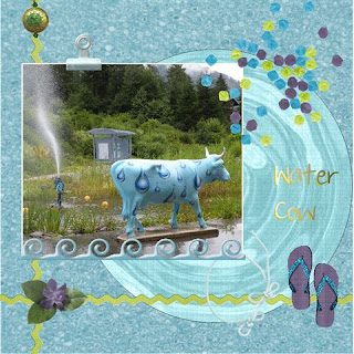 page 1  Water Cow , made by