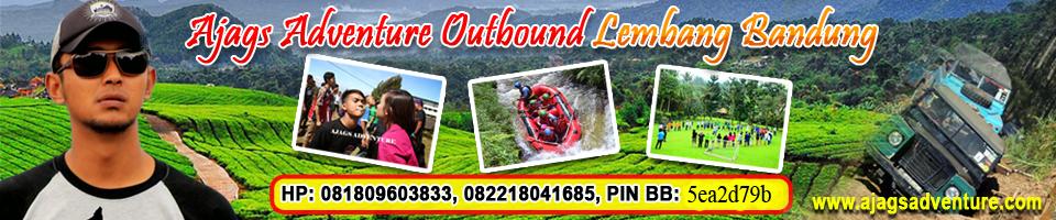 Outbound Lembang Bandung tarip hemat