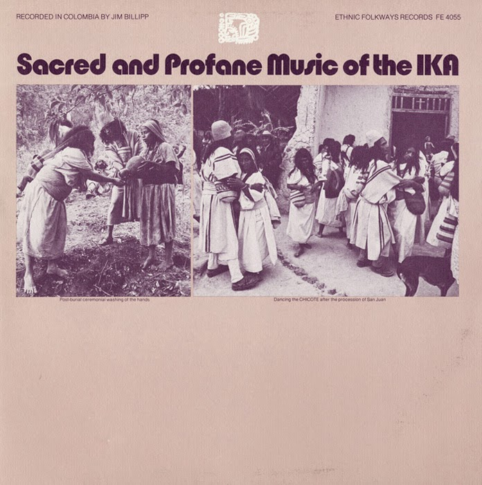 Sacred and Profane Music of the Ika