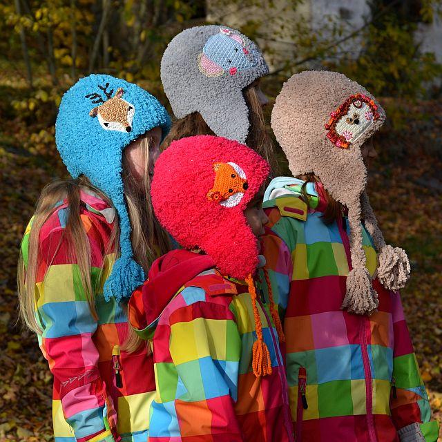Crochet hats patterns by VendulkaM