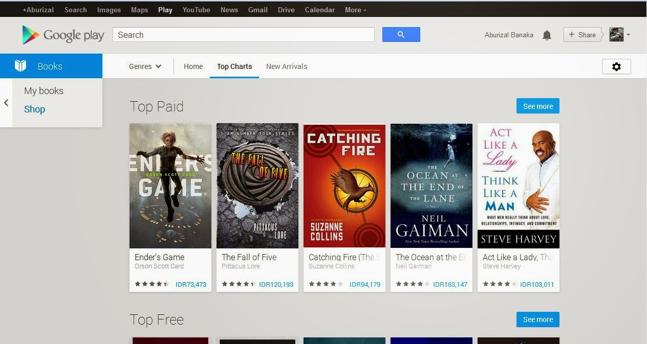 google books Choose from over 4 million books on google play and take your favorites with you for reading offline.