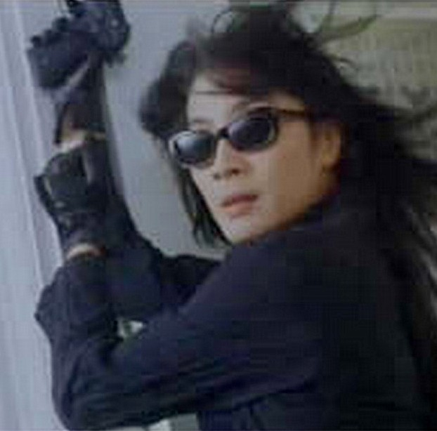 Bespectacled Birthdays Michelle Yeoh From Police Story 3 Super Cop C 1992