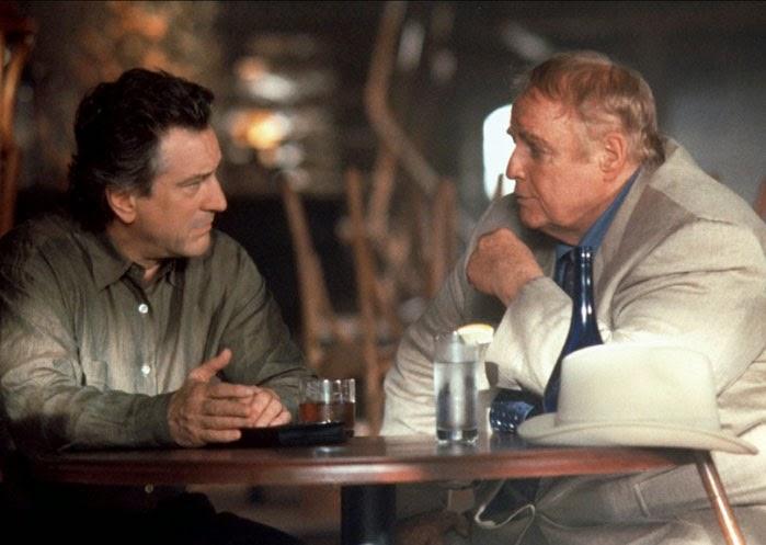 Travis Simpkins: The Score (2001): Robert De Niro, Edward ...