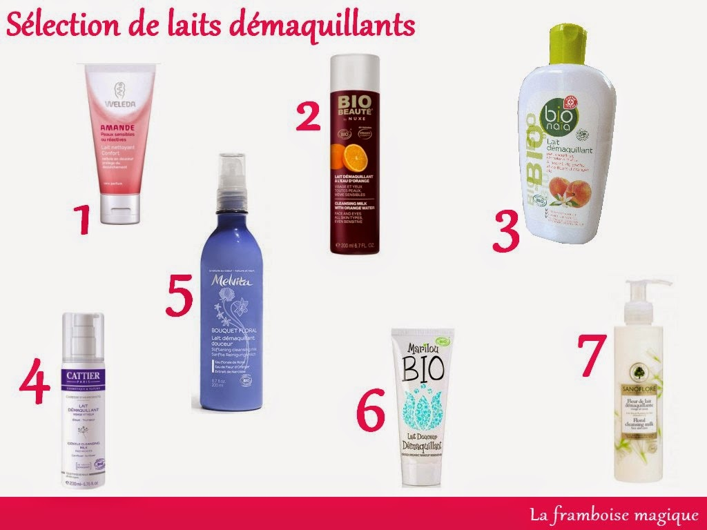 MagiqueUn Surle Point Démaquillage La Framboise m0N8wvn