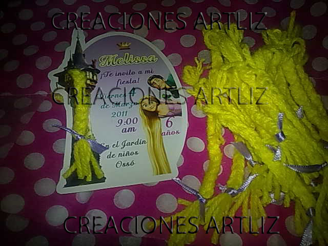 CREACIONES ARTLIZ: ENREDADOS (
