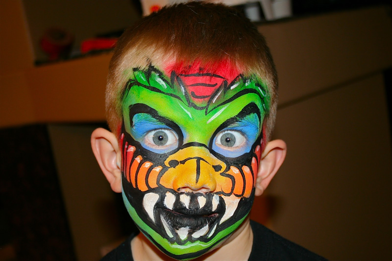 Snappy face and body art painting face paint for halloween costumes solutioingenieria Choice Image