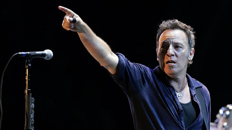 Bruce Springsteen volverá a actuar en España en el 2013