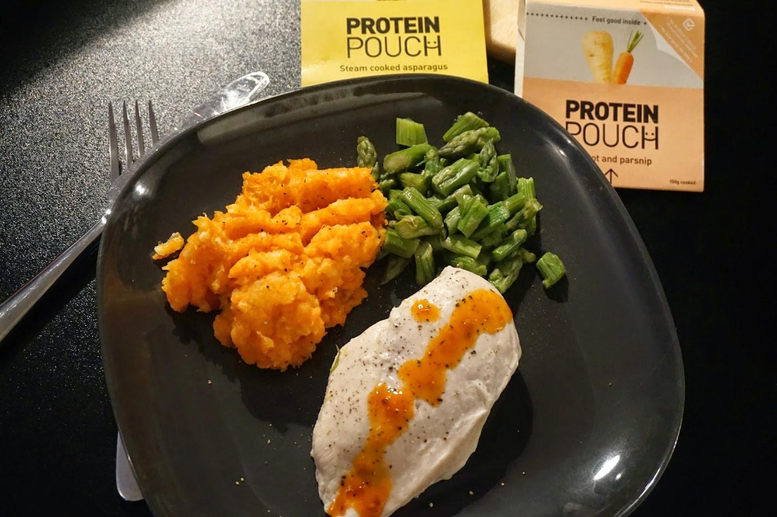 Protein Pouch Chicken