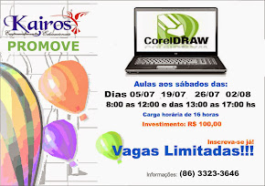 Curso de Corel Draw.