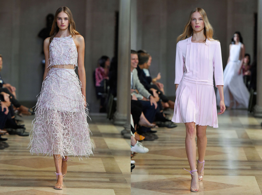 Eniwhere Fashion - Carolina Herrera - Spring/Summer 2016