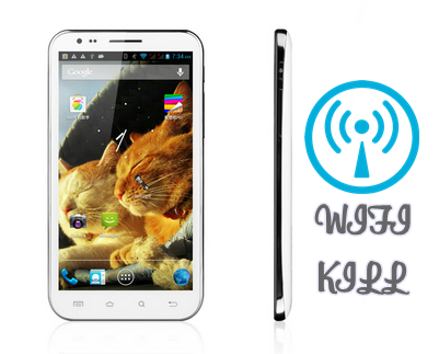 aplikasi netcut wifi di android dengan wifikill