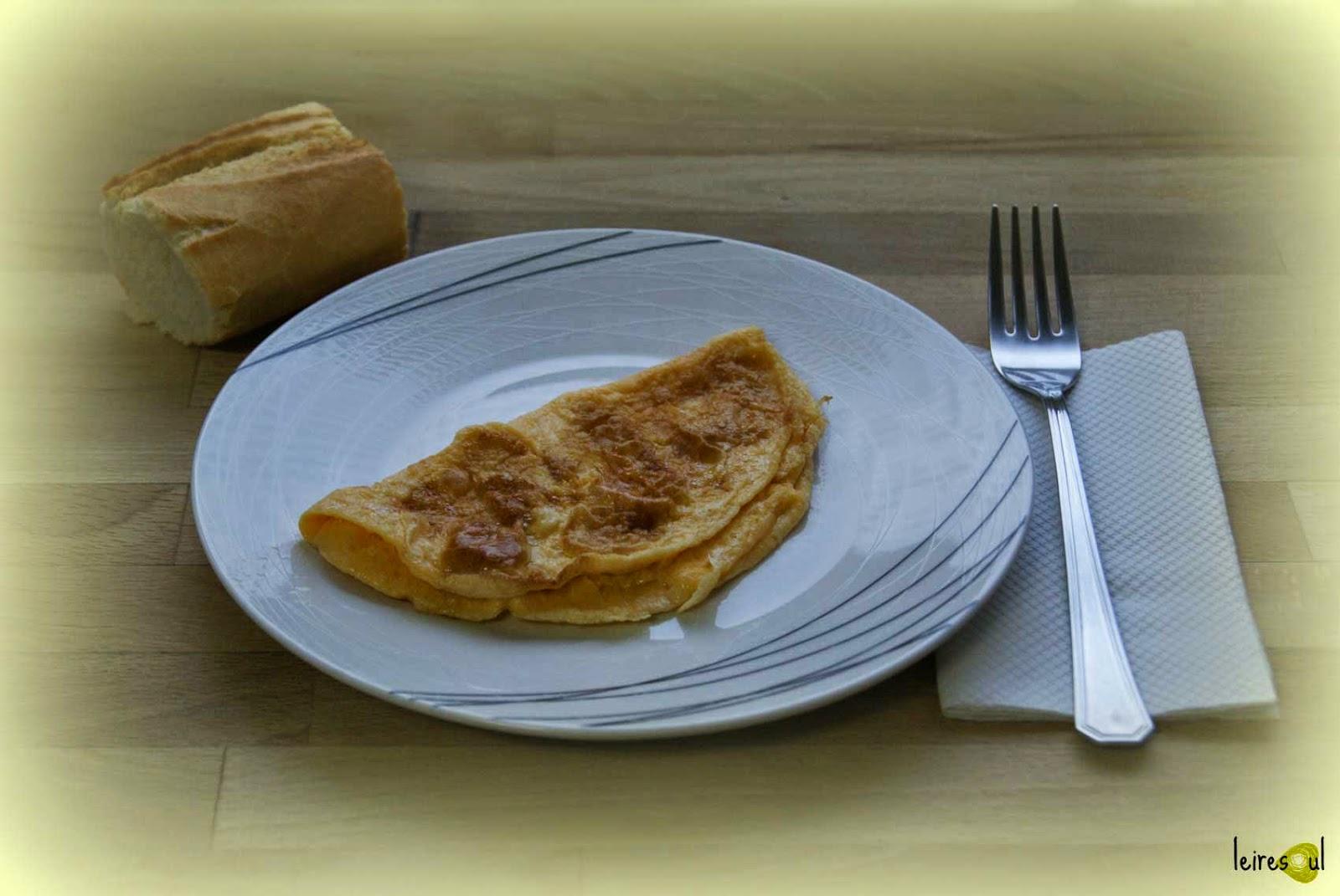 Cómo-cocinar-una-tortilla francesa
