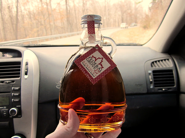 Federal Grove Maple Syrup Giveaway!