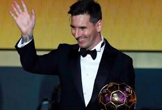 Pemenang Ballon d'Or 2015