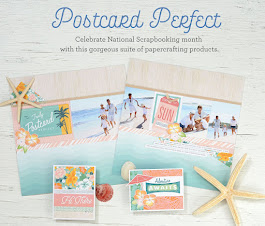 The National Scrapbooking Month promotion - available during May 2018 only!