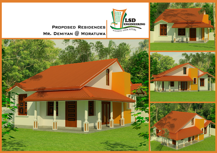 Sri lanka house construction and house plan for Modern house plans designs in sri lanka