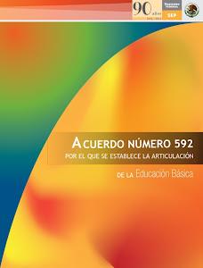 ACUERDO 592 (ARTICULACION DE LA EDUCACION BÁSICA