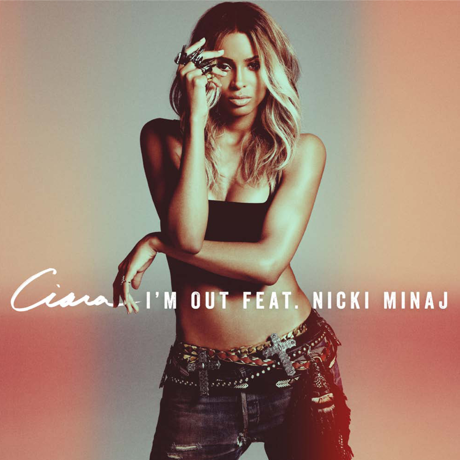 Download Ciara - I'm Out (Feat. Nicki Minaj) MP3 Grátis