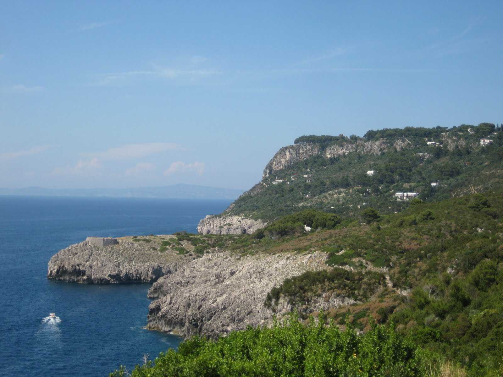 Summer In Europe Capri One Of The Most Beautiful Places On Earth